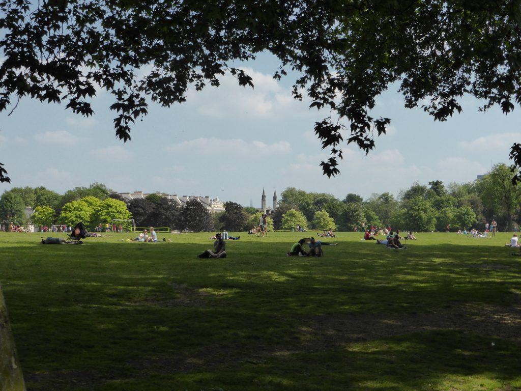 regent-park-londra
