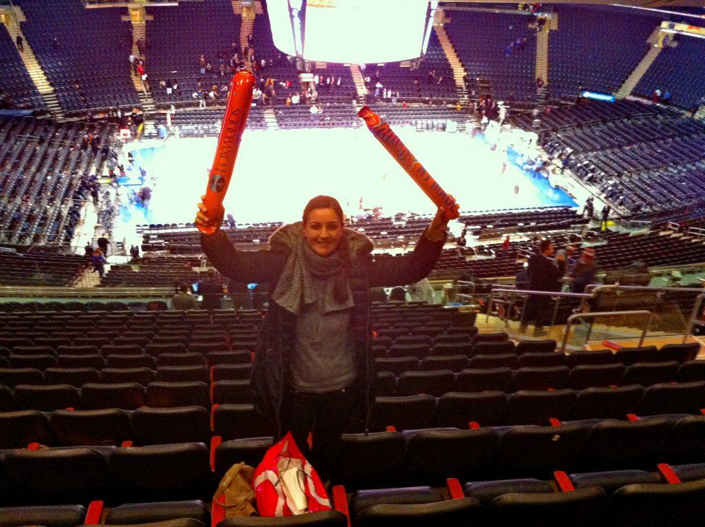 Kiki-MSG-NBA