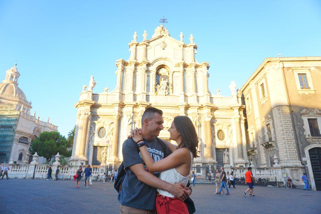 Fuga romantica a Siracusa