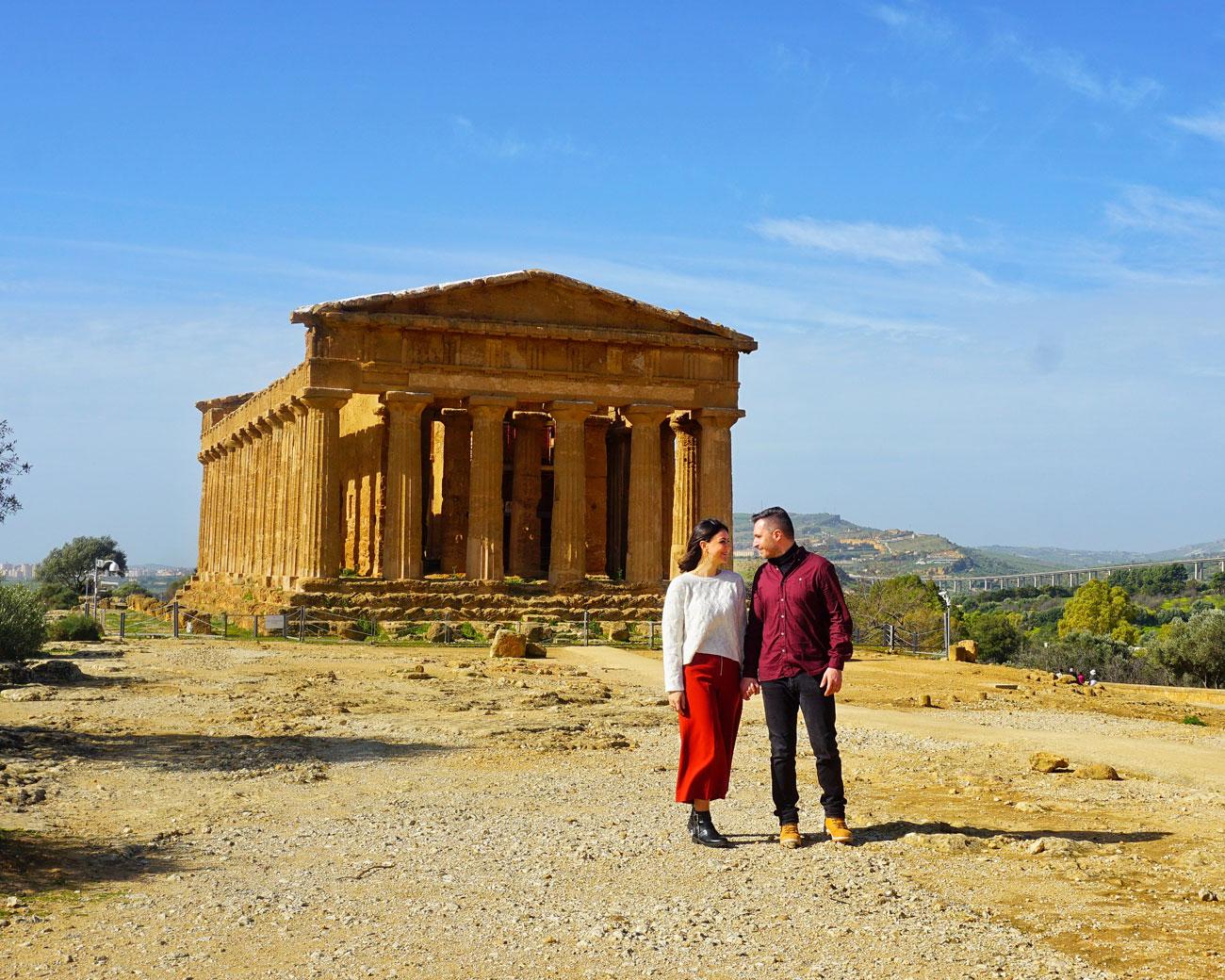 Valle dei Templi di Agrigento