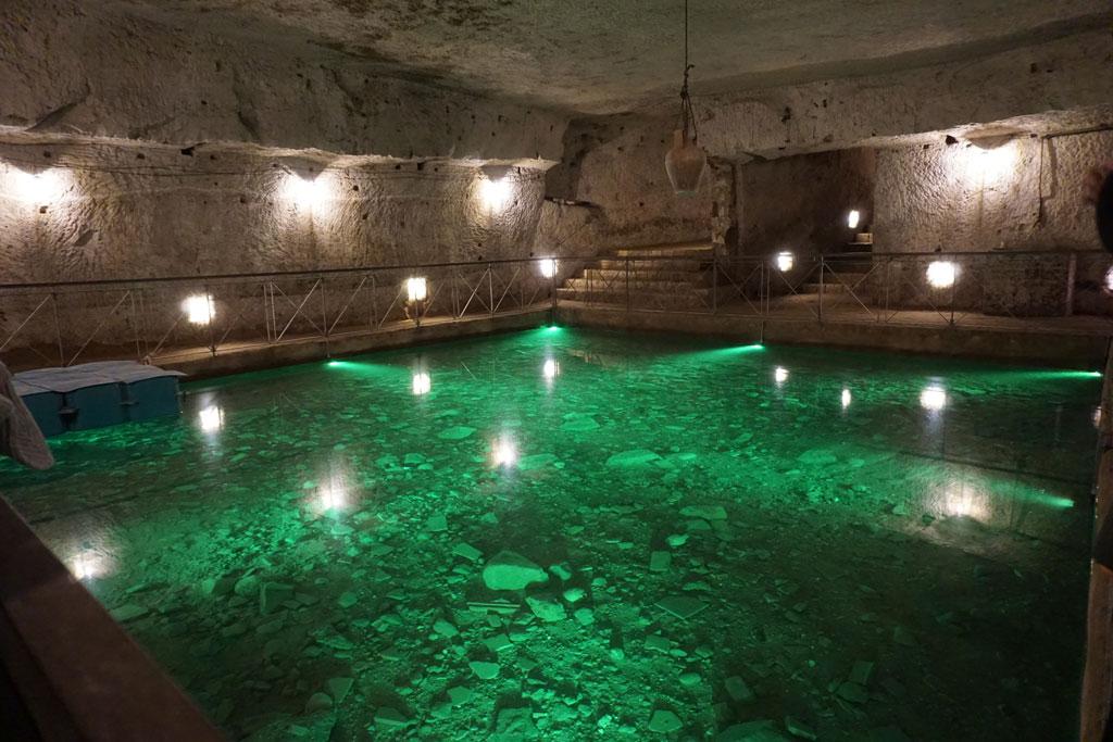 Cisterna Galleria Borbonica Napoli