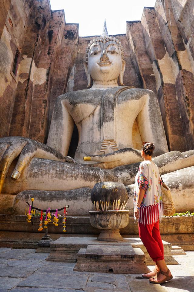 Sukhothai Wat Si Chum