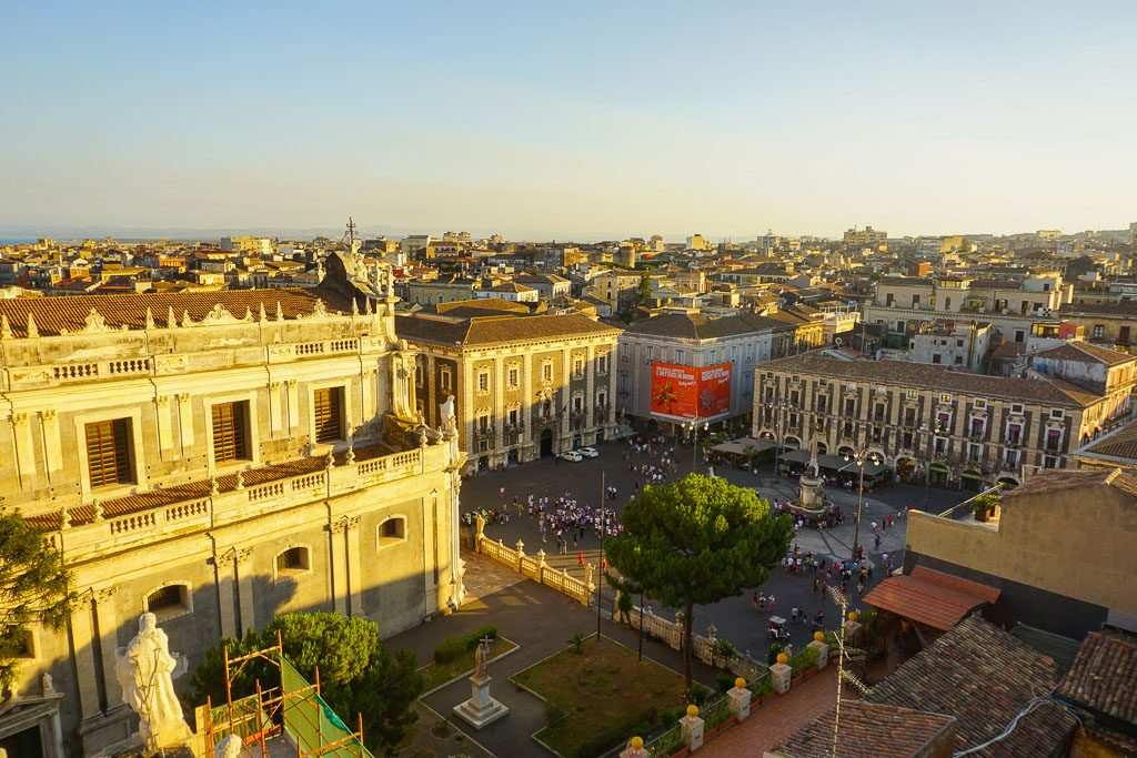 Catania cosa vedere