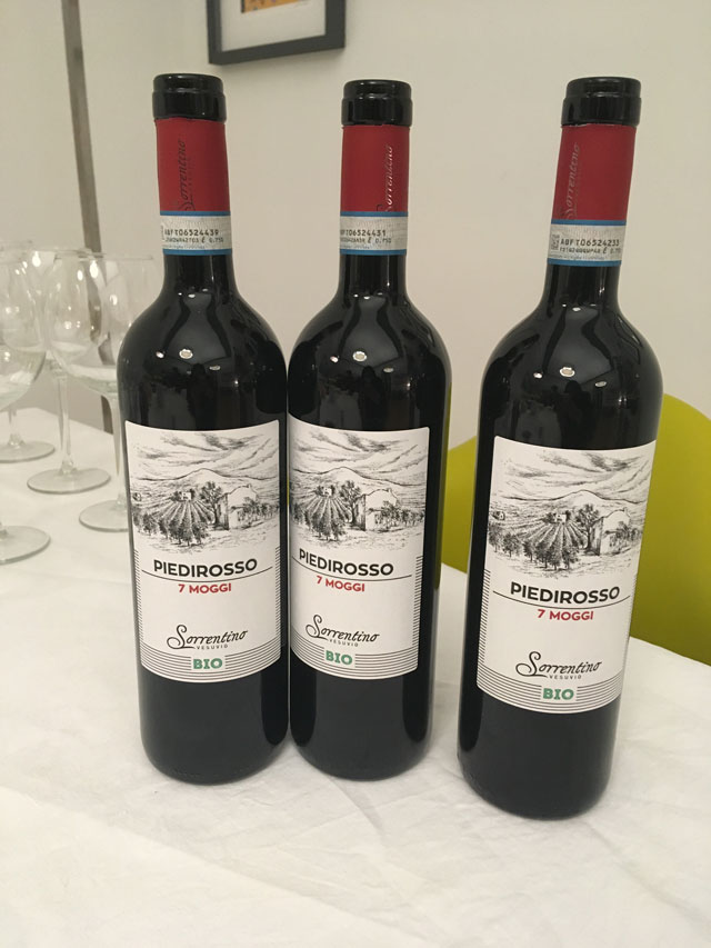 Napoli quale vino