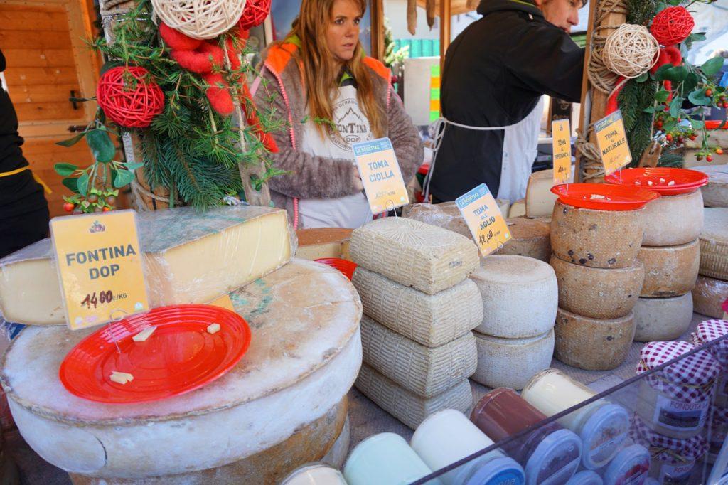 Aosta prodotti tipici