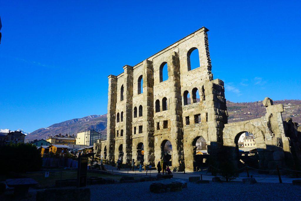 Teatro Romano Aosta