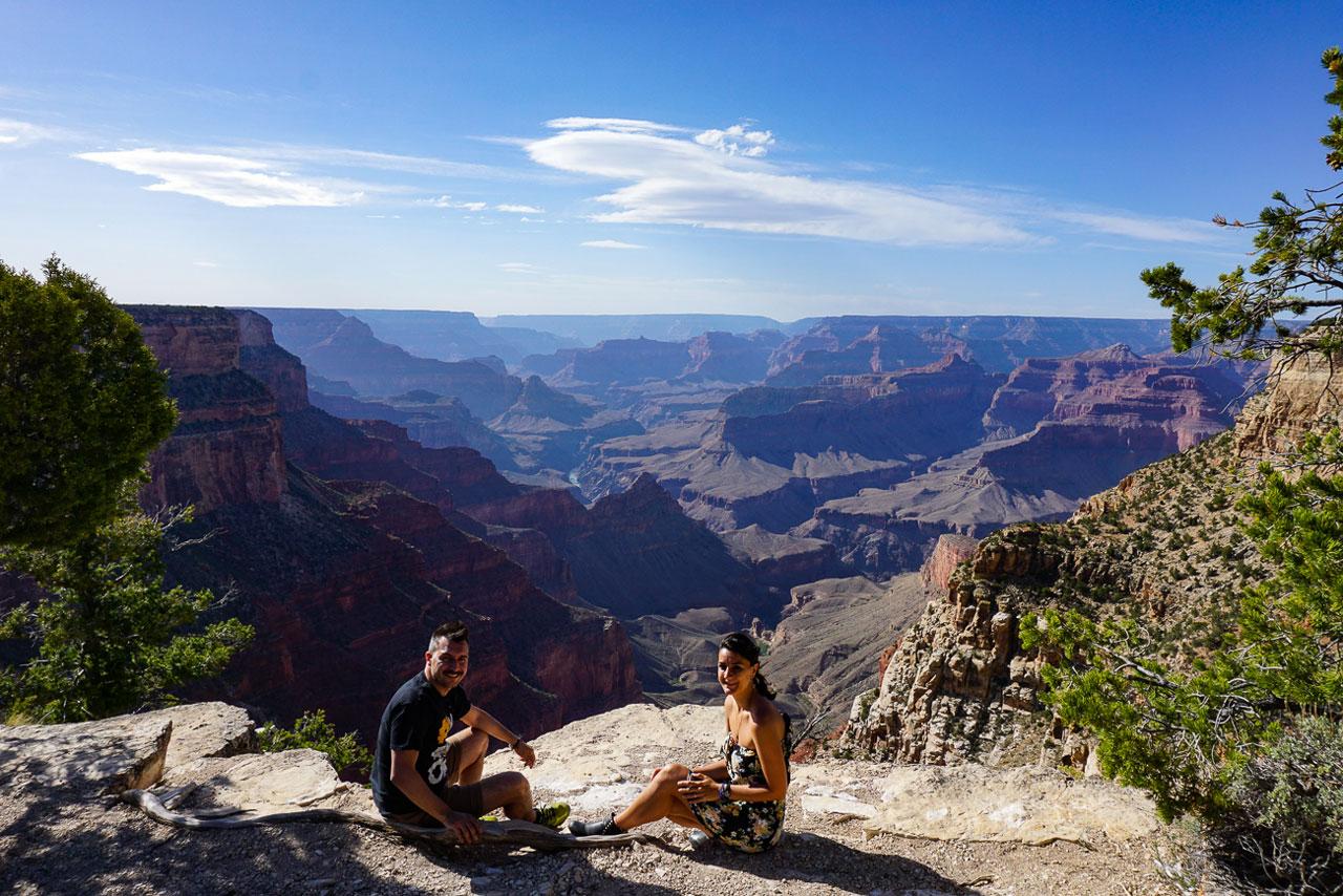 punti panoramici Grand Canyon