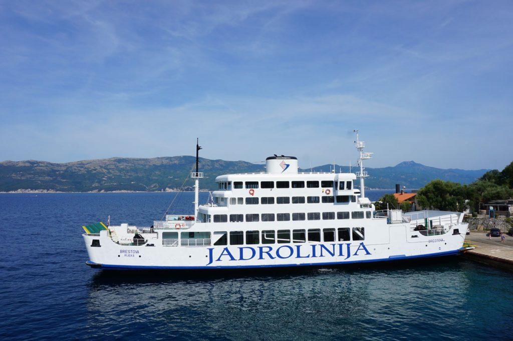 traghetti cres croazia