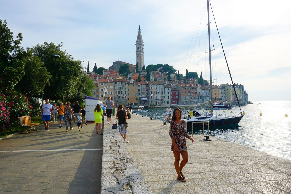 Rovigno Croazia