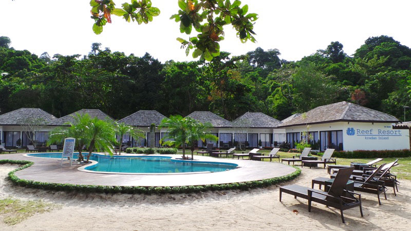 Reef Resort Koh Kradan