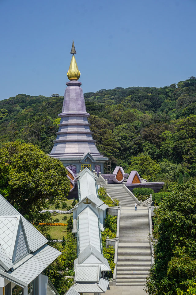 royal pagoda twins doi inthanon