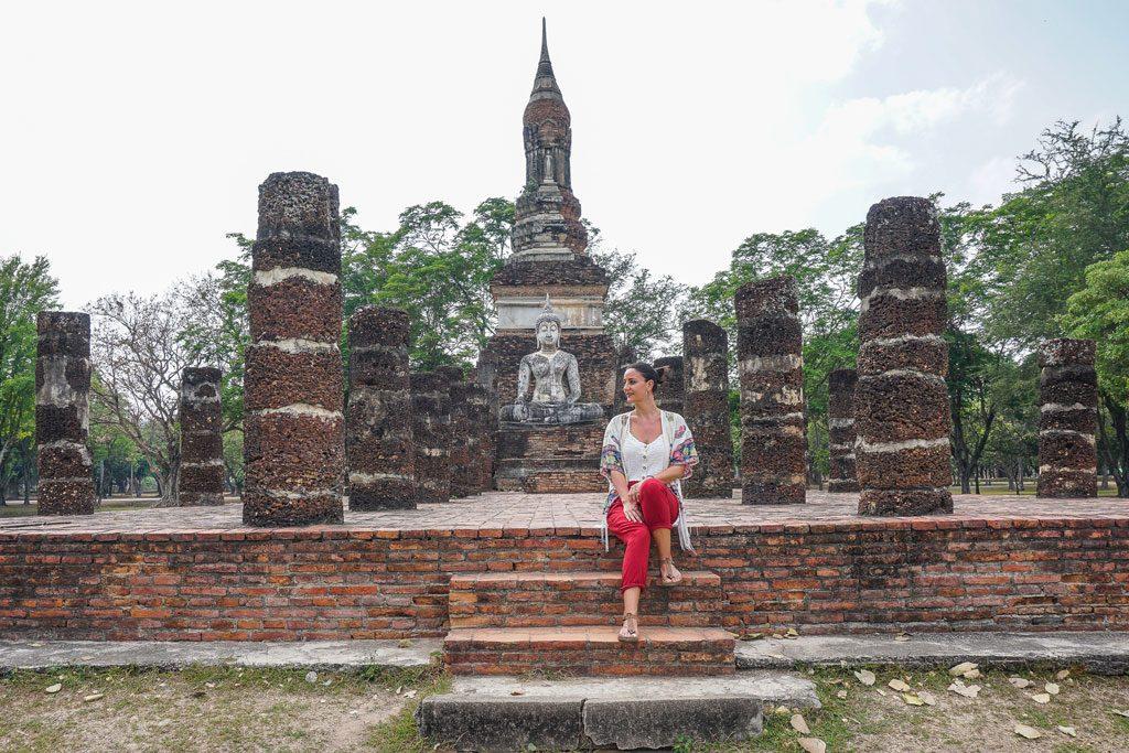 parco storico sukhothai