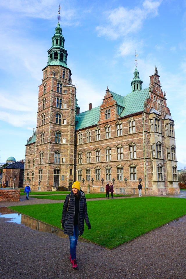 rosenborg slot copenhagen