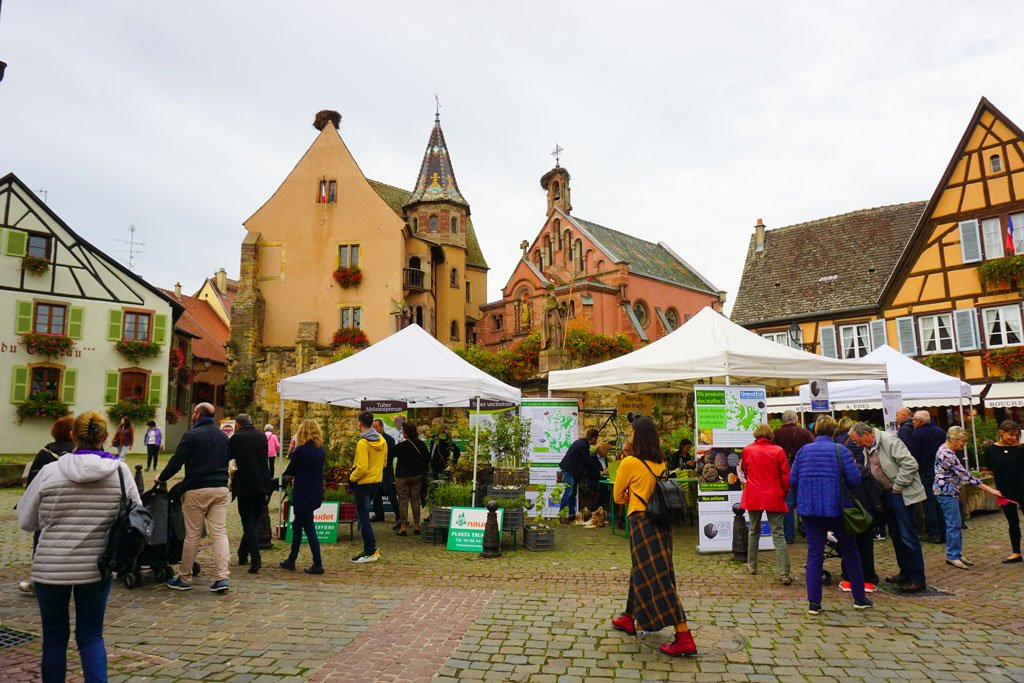 eguisheim alsazia