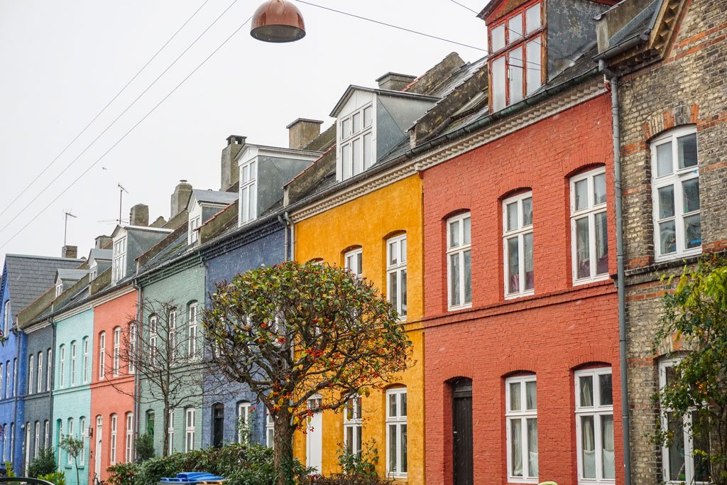 Olufsvej, Copenaghen