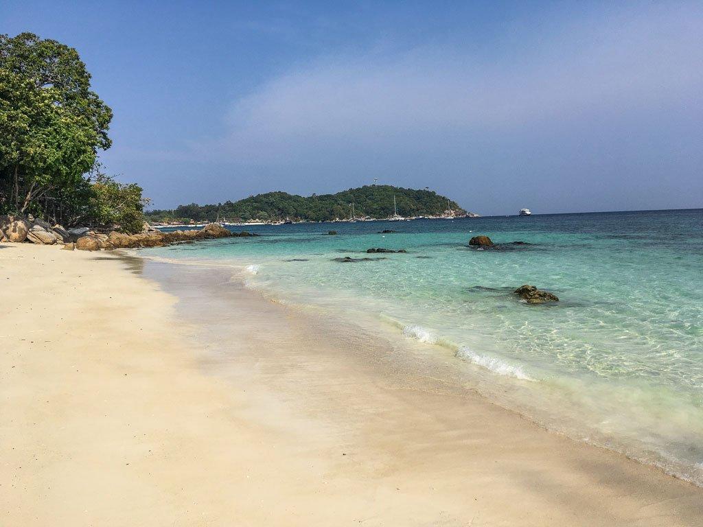 migliori spiagge koh lipe