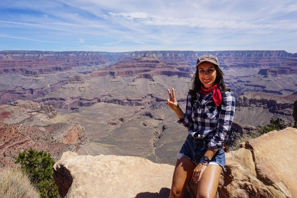 trekking nel grand canyon
