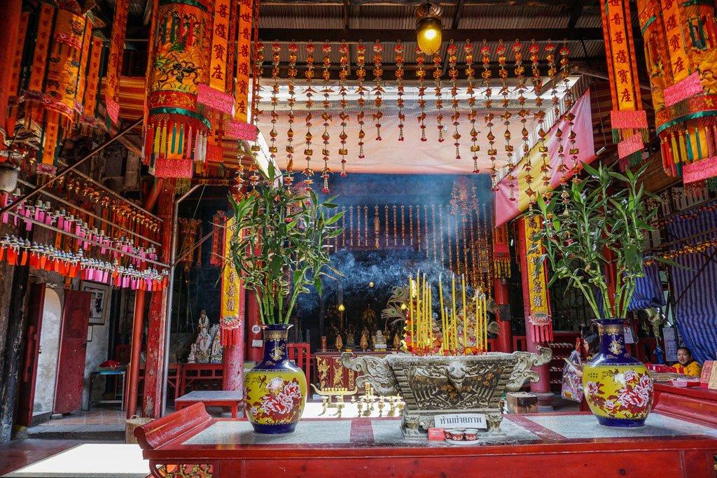 tempio cinese thonburi