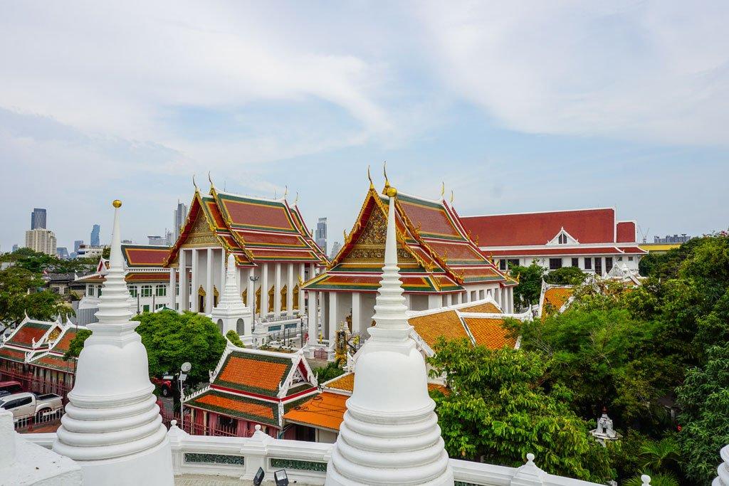 wat prayurawongsawat thonburi bangkok