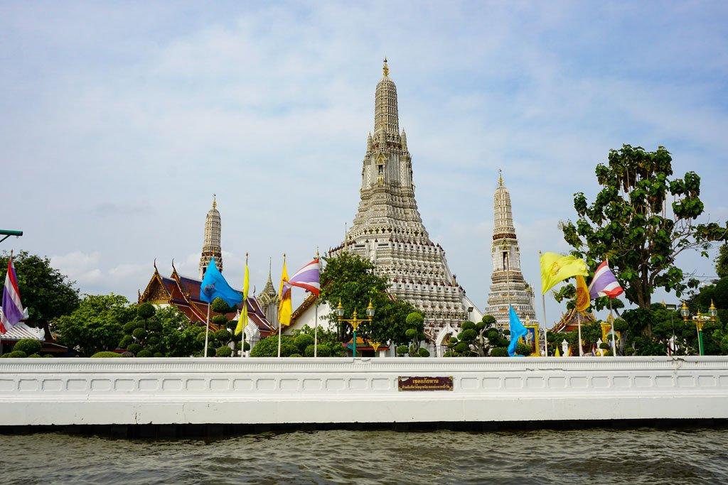 tempio dell'alba bangkok