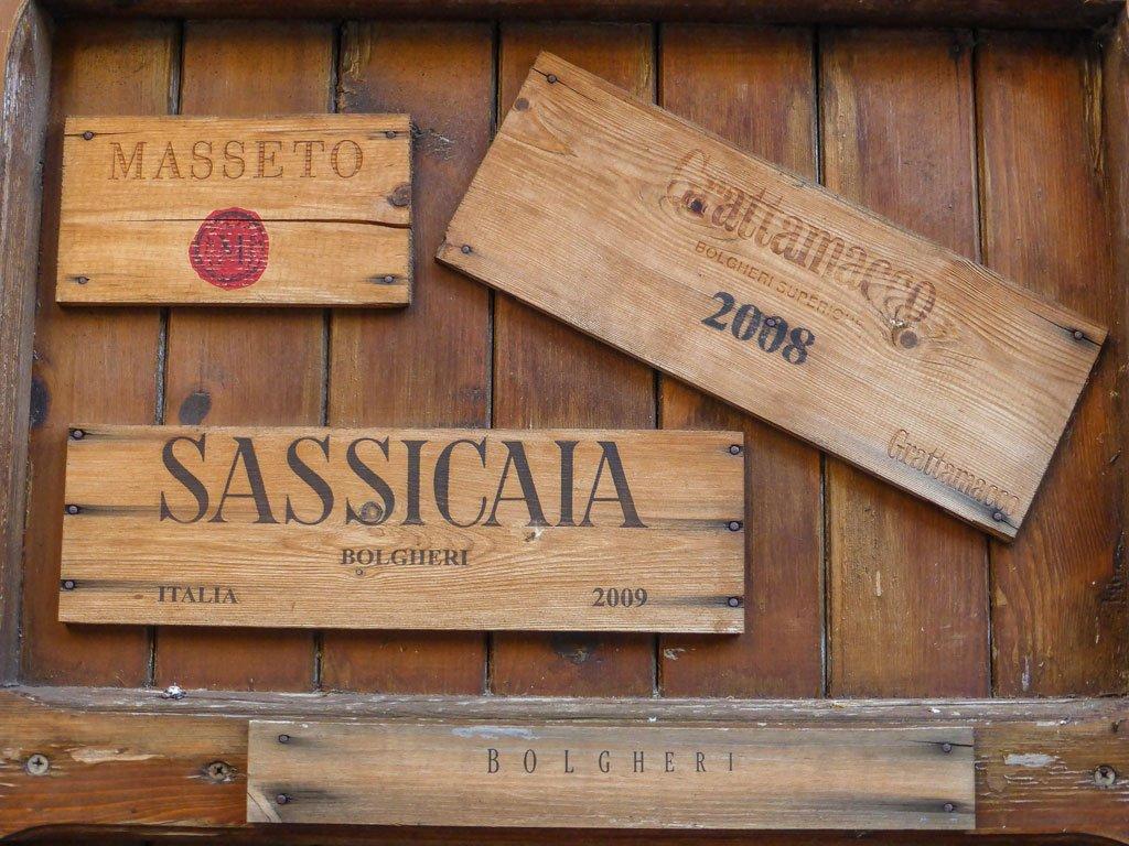 sassicaia bolgheri