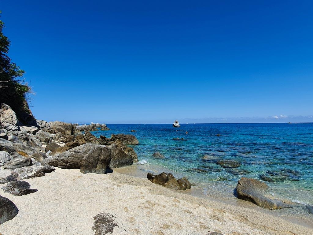 spiaggia di michelino tropea