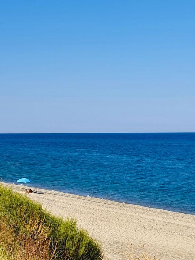 spiaggia di caulonia