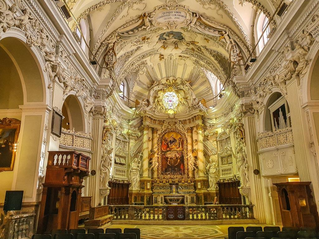 chiesa di san filippo fossombrone