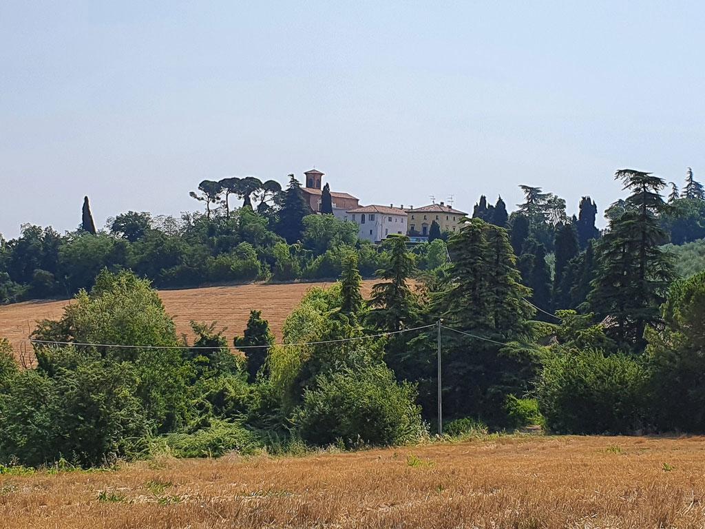 abbazia santa cecilia della croara