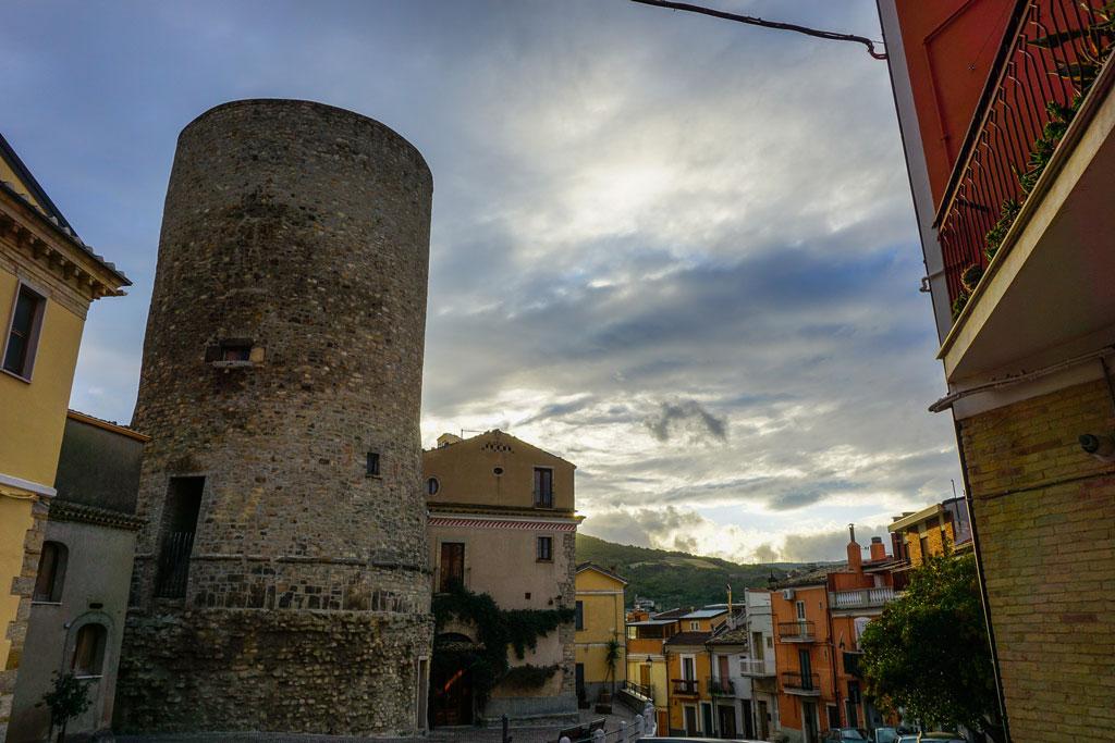 biccari torre bizantina