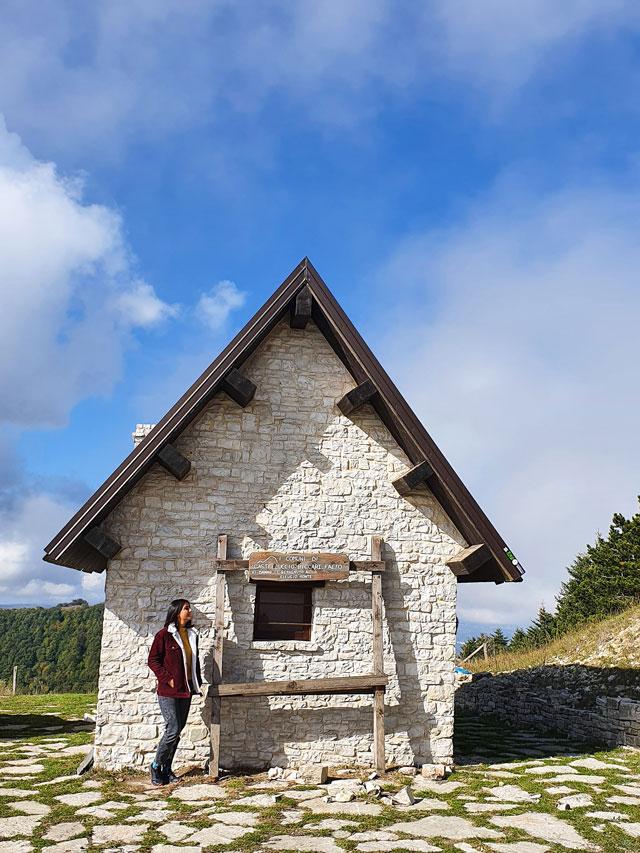 rifugio monte cornacchia puglia