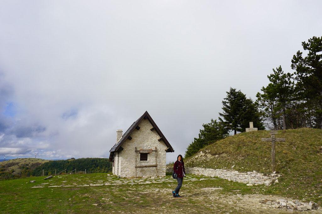 rifugio monte cornacchia