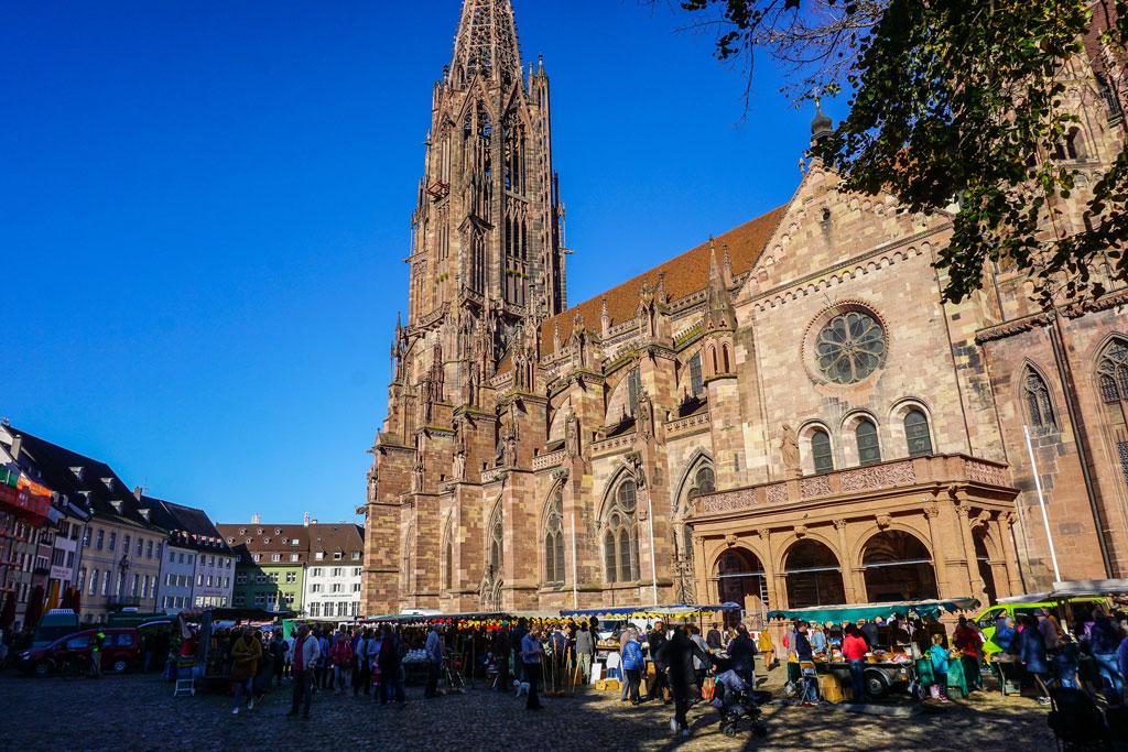 cattedrale friburgo in brisgovia