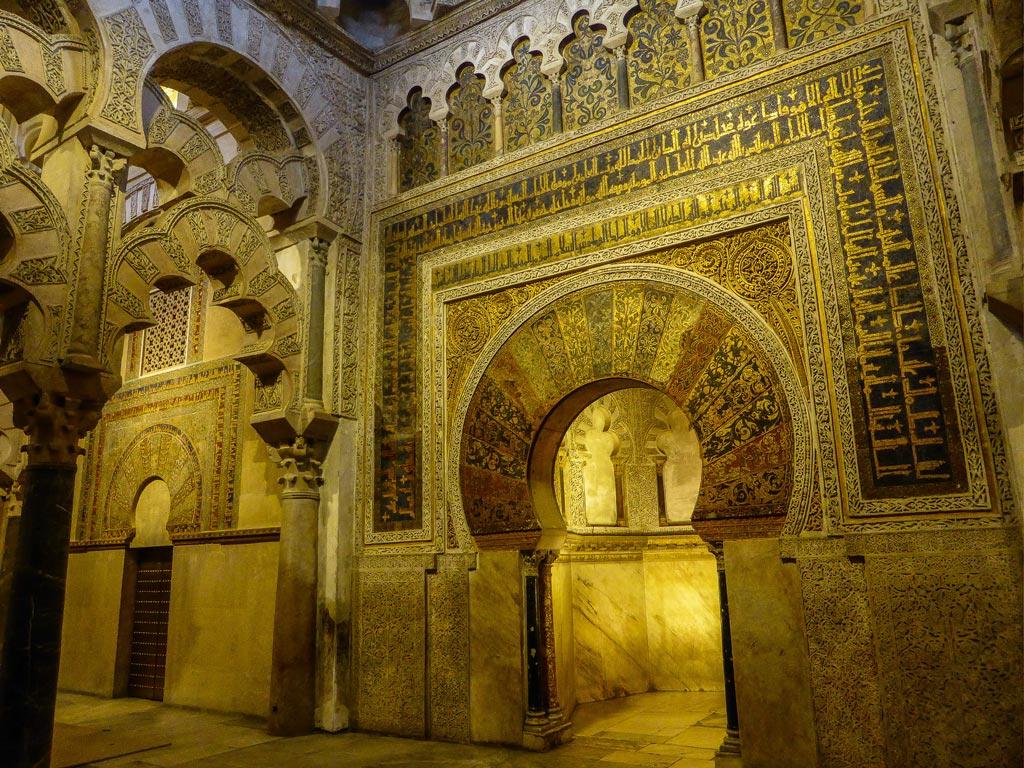 mezquita di cordoba