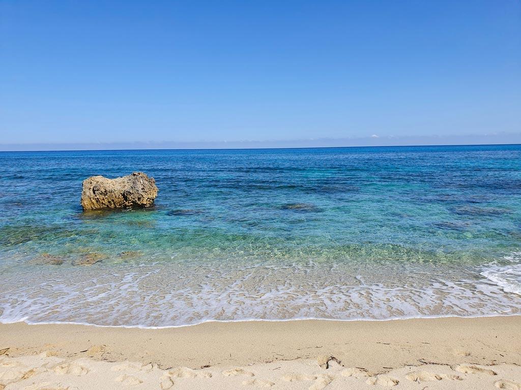 spiagge calabria tirrenica