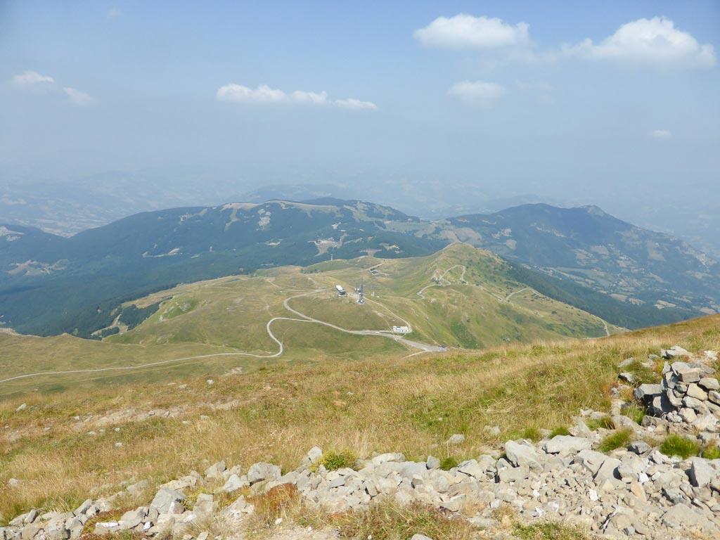 trekking monte cimone