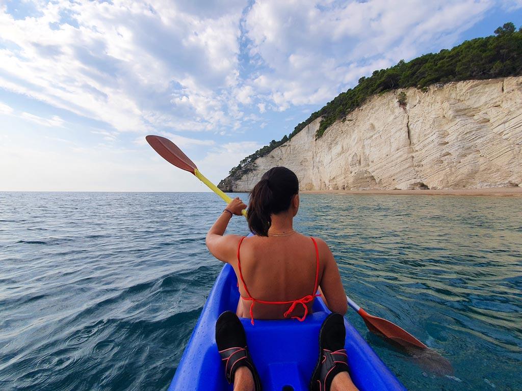 vignanotica in canoa