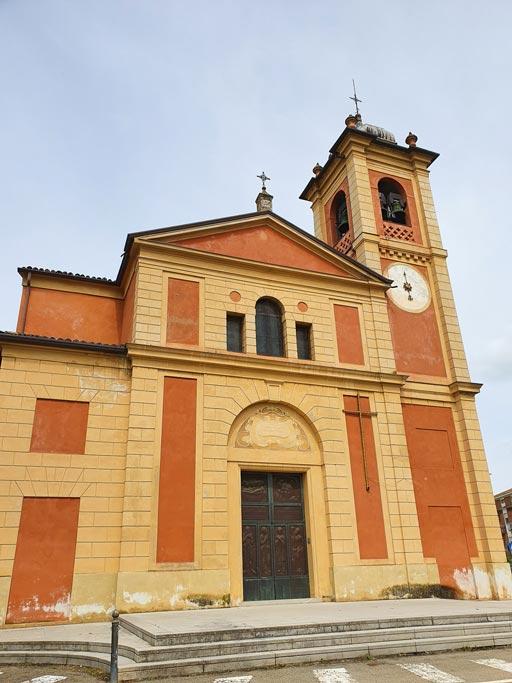 chiesa di borzano