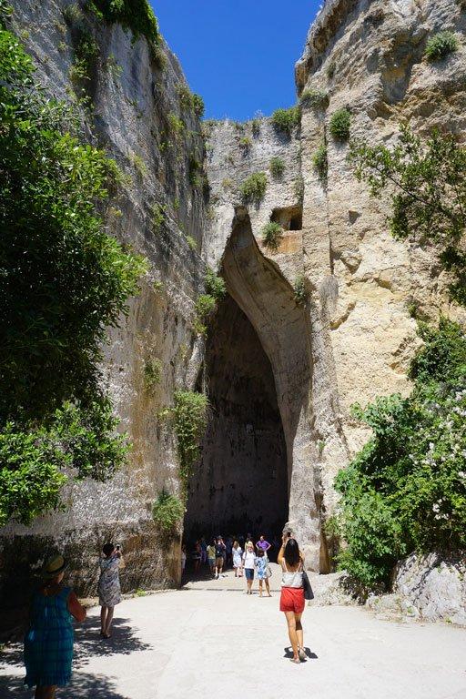 sicilia orientale itinerario