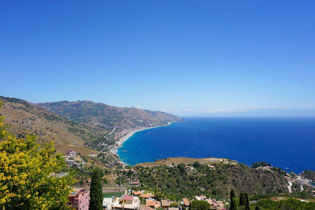 costa orientale sicilia