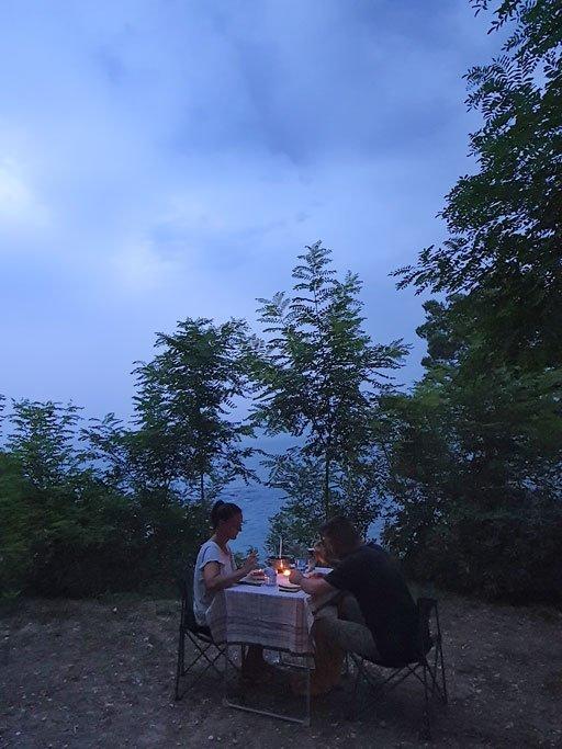 camping ripari di giobbe
