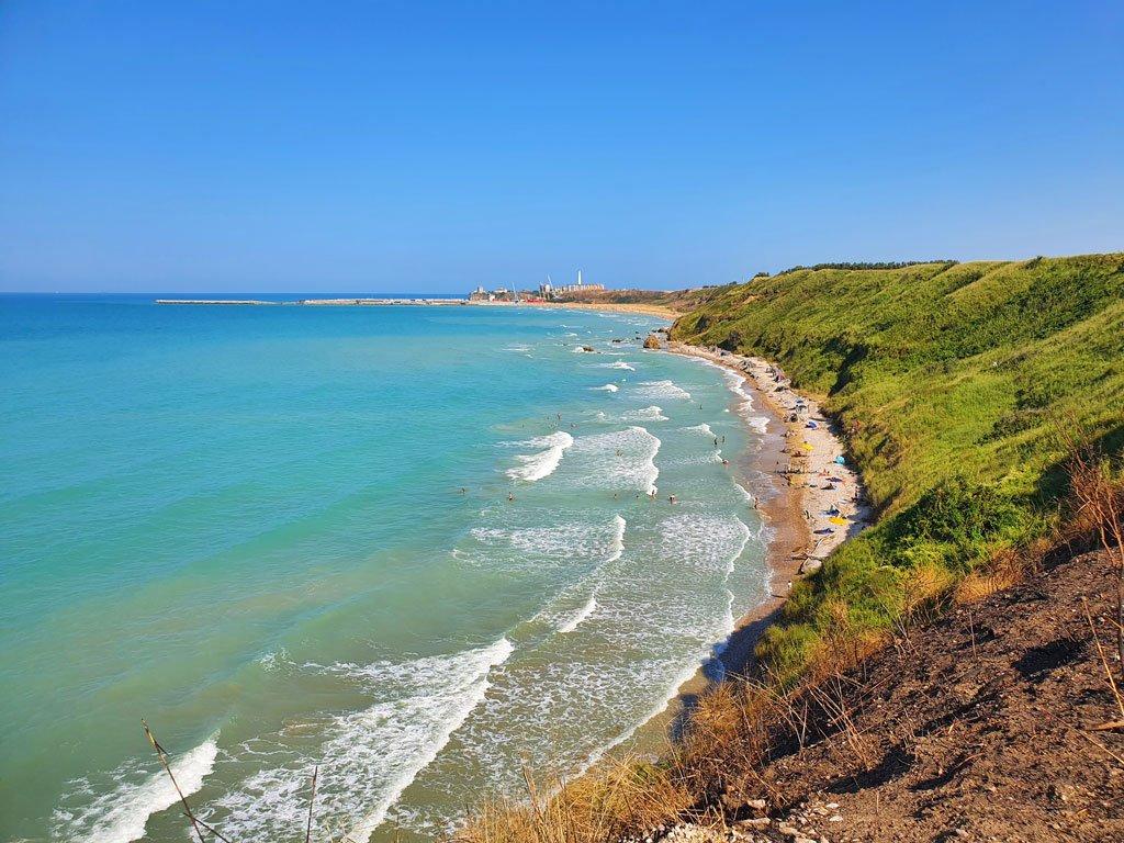 spiaggia dei libertini vasto