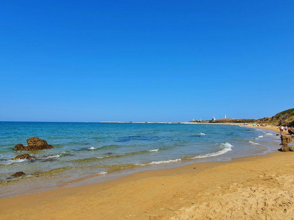 spiaggia punta penna vasto