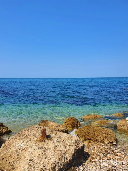 spiaggia trabocco lupone san vito chietino