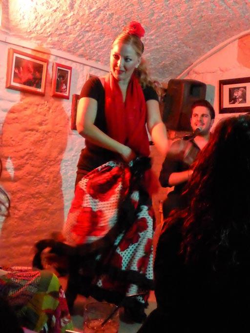 flamenco a granada