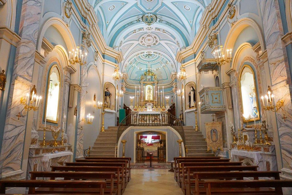 chiesa sant'anna torremaggiore