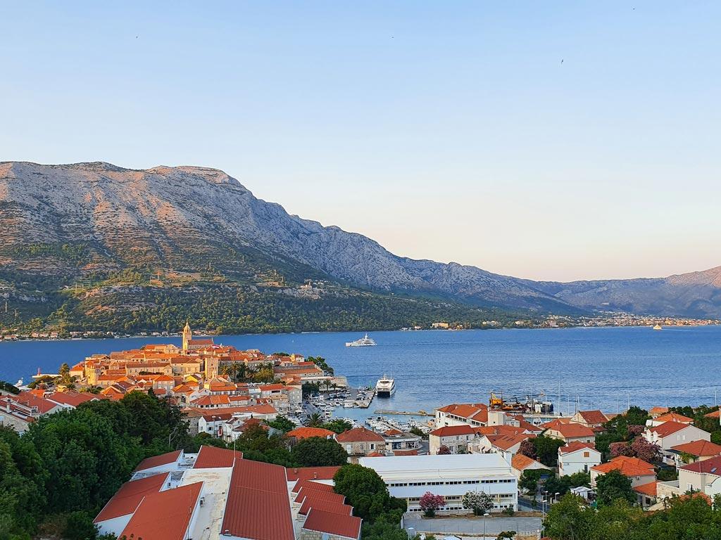korcula croazia