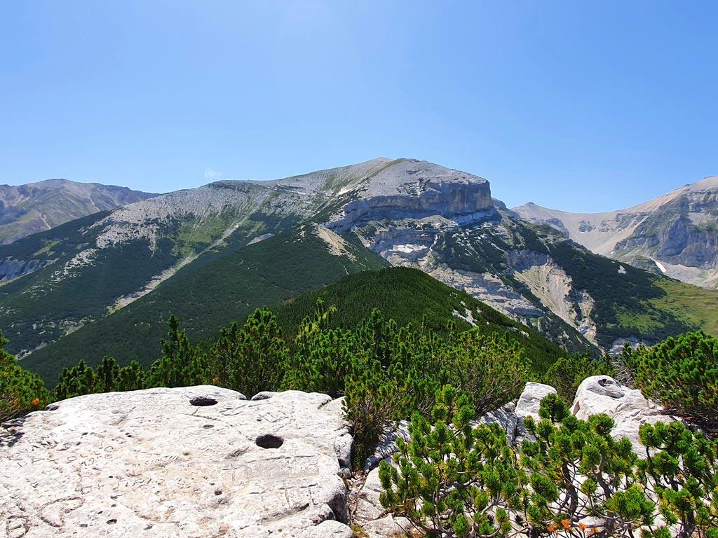 trekking monte blockhaus maiella