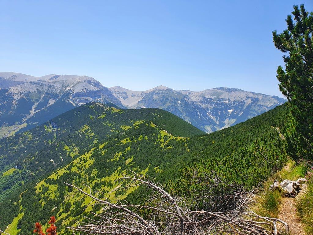 trekking monte blockhaus