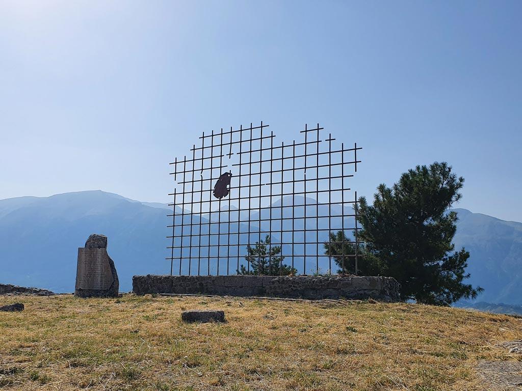 gessopalena monumento resistenza